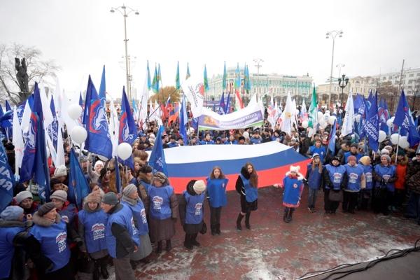 Свердловские единороссы начинают подготовку к празднованию Дня народного единства