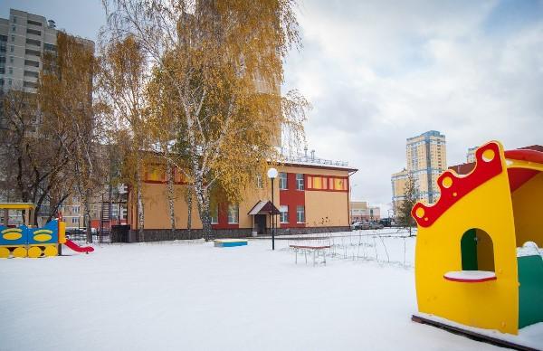 В Екатеринбурге после реконструкции открылся детский сад