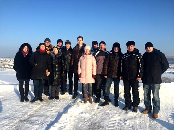 Экспертный совет партпроекта «Экология России» оценил площадки предстоящего экофестиваля на Чусовой
