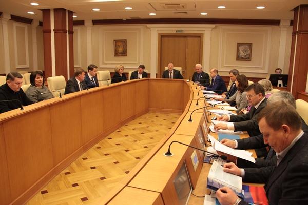 Состоялось первое заседание Центра проектных решений