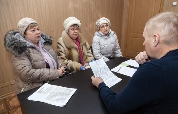 Стартовала пятая региональная неделя депутатов Государственной Думы РФ