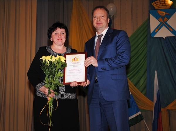 Виктор Шептий поздравил жителей Тугулыма с днем местного самоуправления