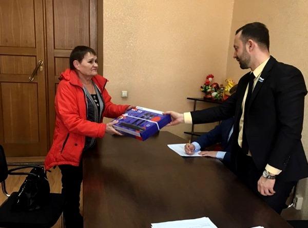 Алексей Коробейников провел личные приемы в Камышлове и Богдановиче