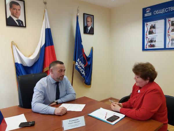 Михаила Голованова поблагодарили за помощь в организации медицинской помощи
