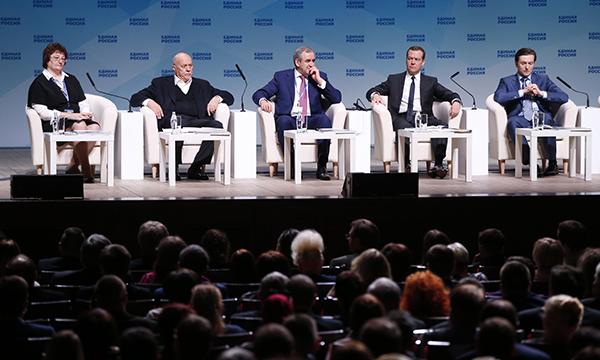 В Омске прошел партийный форум «Культура - национальный приоритет»