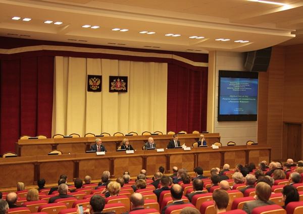 В Екатеринбурге прошел круглый стол комитета Госдумы по государственному строительству и законодательству