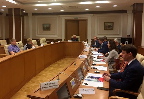 Виктор Якимов: В каждой территории необходима команда активистов