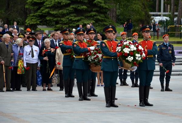 Виктор Шептий: Нужно помнить, чтобы ужасы войны никогда не повторились