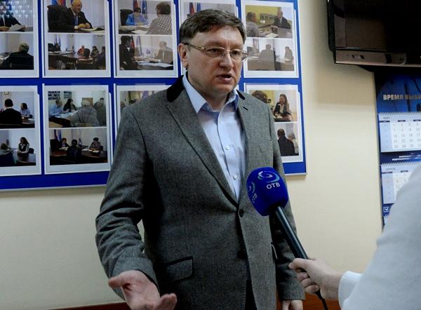Сергей Полыганов: общественный совет придаст новый импульс развитию партийного проекта