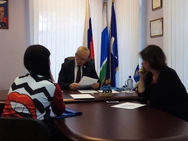 Вячеслав Погудин: Работу по разъяснению конституционных прав граждан необходимо продолжать