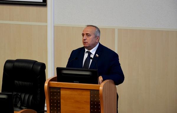 Франц Клинцевич отметил работу свердловских единороссов в последнюю избирательную кампанию
