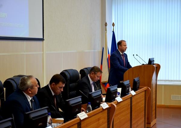 На заседании регионального политсовета подведены итоги выборов