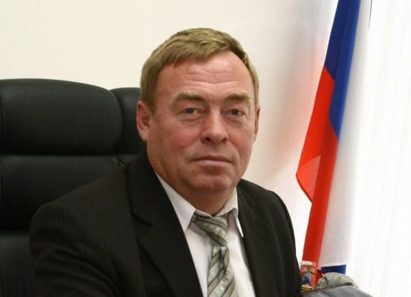 Виктор Шептий поздравил Валентина Лаппо с Днём рождения