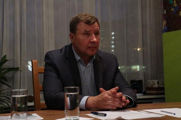 Сергей Мелехин: Намечены планы на новый политический сезон»