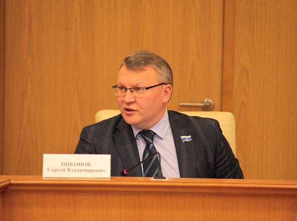 Сергей Никонов рассказал об итогах первого осеннего заседания Заксобрания