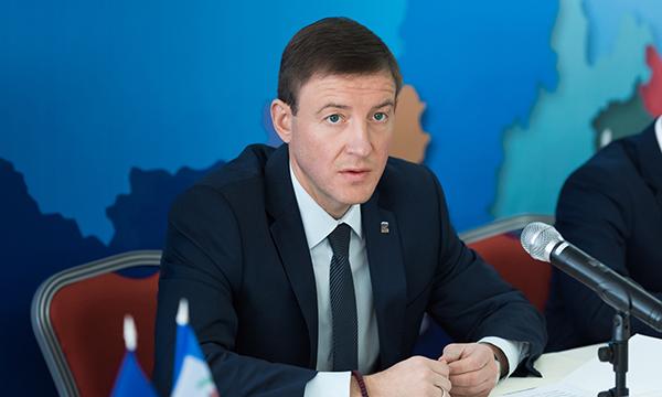 Андрей Турчак: Уральский МКС Партии будет включать в себя все регионы УФО