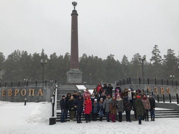 Участники Всероссийского фестиваля в Екатеринбурге съездили на уникальные экскурсии