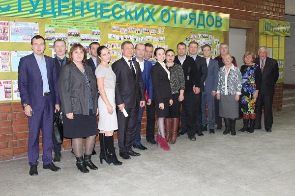 Партийцы Орджоникидзевского района определили приоритеты дальнейшей работы