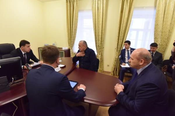 Евгений Куйвашев по итогам приема граждан поручил министерству ЖКХ актуализировать план газификации территорий