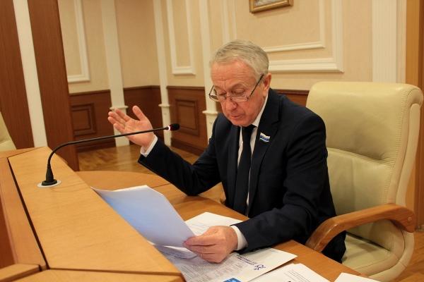В региональном парламенте обсудили реализацию партийного проекта «Единая страна – Доступная среда»