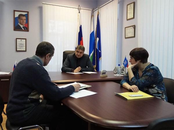 Екатеринбуржец обратился за помощью к замминистра социальной политики Свердловской области