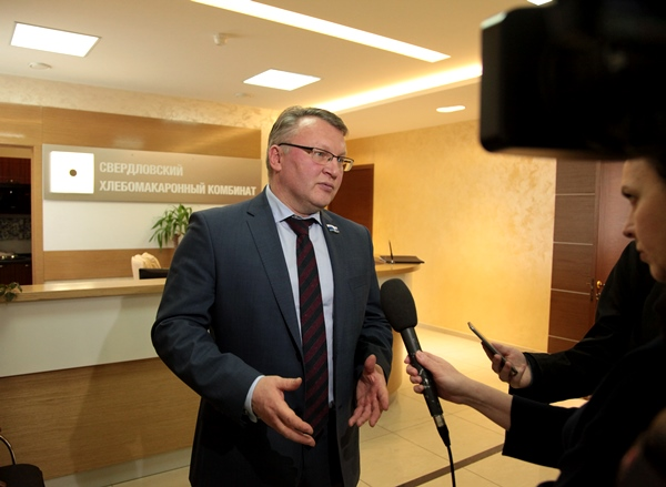 Сергей Никонов: Президент видит развитие аграрного сектора