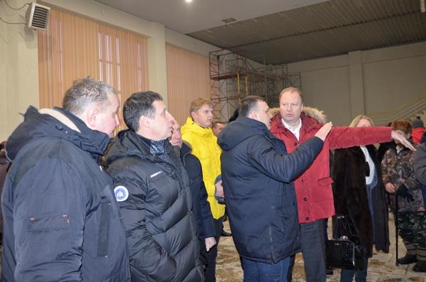 Виктор Шептий: Программа по строительству и ремонту школ в регионе успешно реализуется
