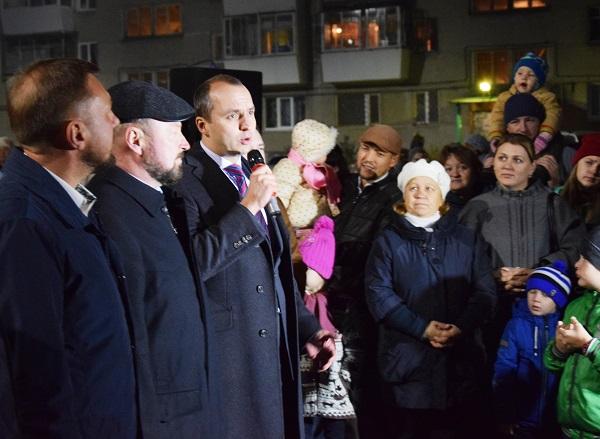 Михаил Клименко: Главное - системно и непрерывно работать с избирателями