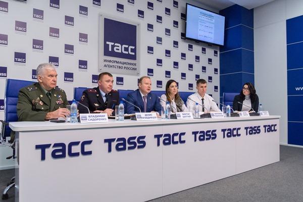 В Екатеринбурге презентовали интерактивную программу «Карта национальной безопасности»