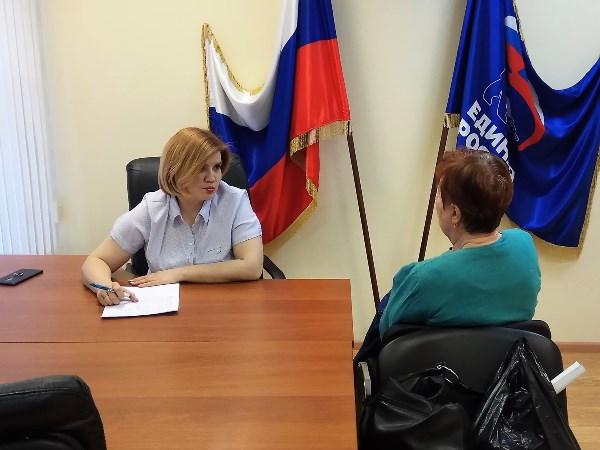 Специалист отделения ПФР по Свердловской области ответила на вопросы граждан