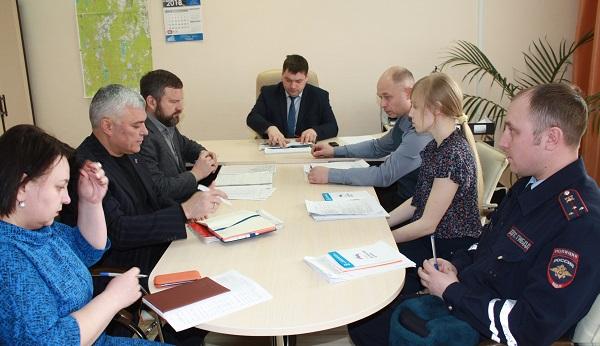 Виталий Крупин: Руководство Невьянска настроено на обеспечение безопасности дорожного движения