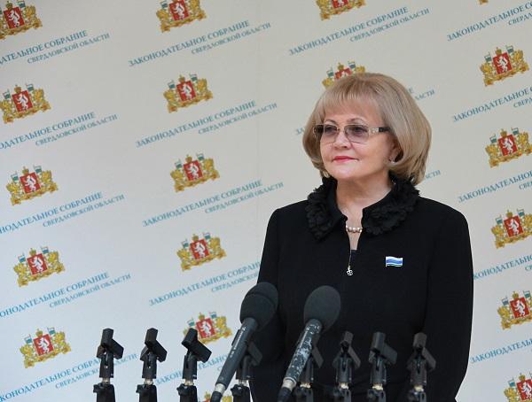Людмила Бабушкина: На первом заседании весенней сессии 2018 года рассматривается 41 вопрос повестки