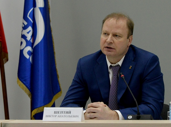 Виктор Шептий: МКС позволяет партийным структурам взаимодействовать на всех уровнях