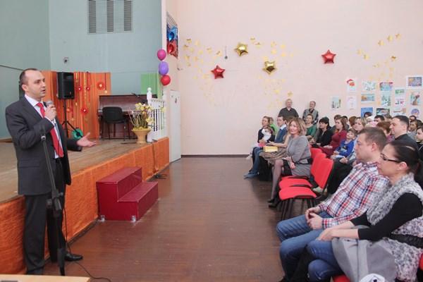 Михаил Клименко рассказал о благоустройстве в районе ЖБИ