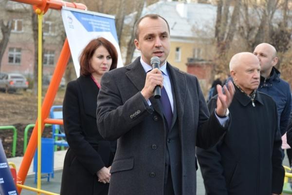 Михаил Клименко поблагодарил граждан за осознанный выбор, а однопартийцев — за хорошую работу во время избирательной кампании