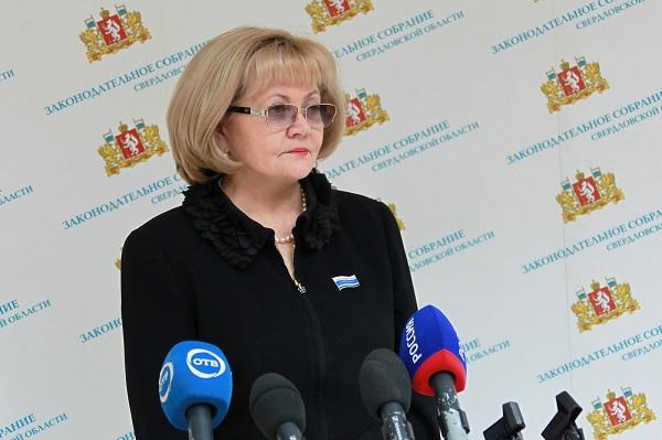 Людмила Бабушкина: Увеличение доходов бюджета – основной вопрос заседания Законодательного Собрания