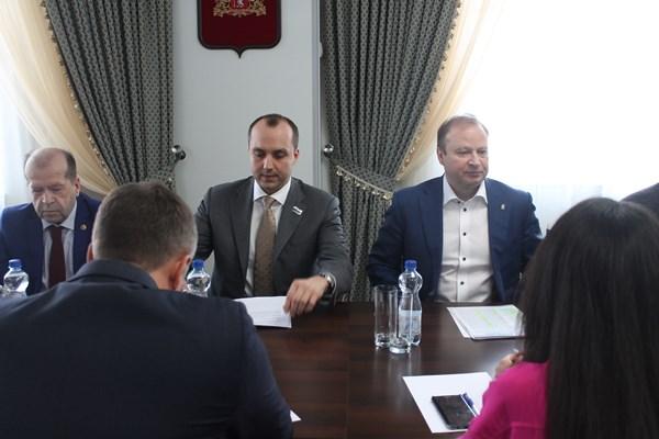 Михаил Клименко провел совещание по итогам выборов Президента