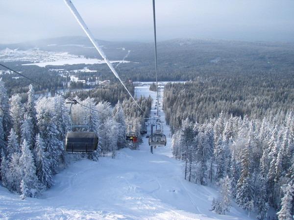 Губернатору представили концепцию создания туристического кластера «Гора Белая»