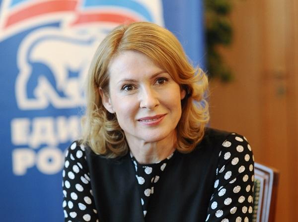 Елена Чечунова приняла участие в заседании Совета руководителей фракций партии «Единая Россия» в Москве