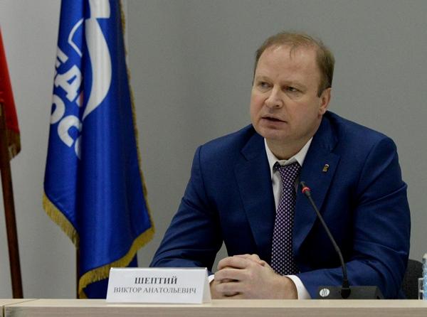 Заявление Виктора Шептия об отставке Главы Екатеринбурга