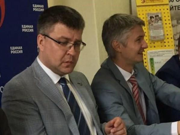 В Октябрьском местном отделении обсудили ход процедуры предварительного голосования