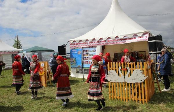 В Артинском районе состоялся областной марийский фестиваль Ага-Пайрем