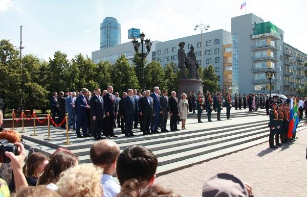 Празднование 295-летия Екатеринбурга будет проходить три недели