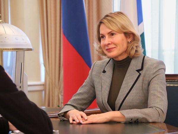 Елена Чечунова: Партийцы округа эффективно взаимодействуют в рамках работы Уральского МКС