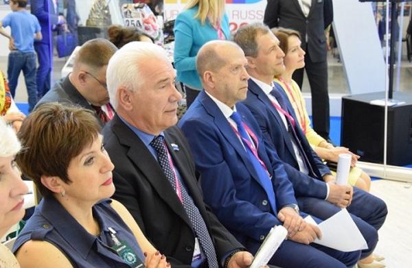Партпроект «Локомотивы роста» проведет ряд мероприятий на Иннопроме в Екатеринбурге