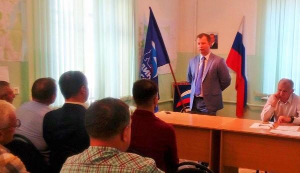 Политсовет Серовского МОП поддержал кандидатуру Василия Сизикова на должность главы Серовского городского округа