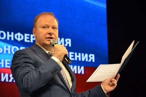 Виктор Шептий: Самое главное в нашей работе – это повышение качества жизни граждан и прорывное развитие Свердловской области