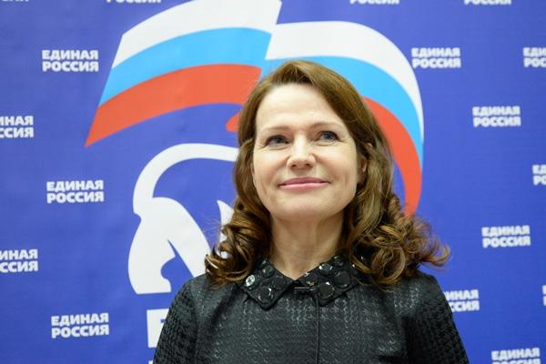 Ира Овчинникова стала руководителем фракции ЕР в гордуме Екатеринбурга