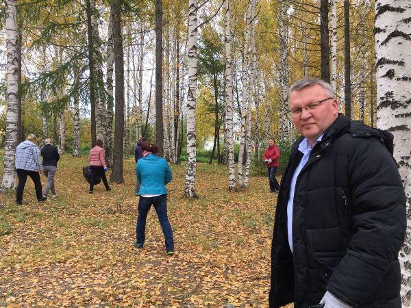 Город Лесной присоединился к акции «Зеленая Россия»