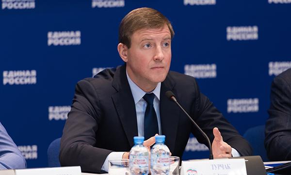 Съезд «Единой России» пройдет в Москве 7-8 декабря